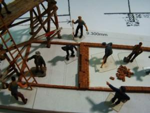 Bauarbeiten, 28.10.2012 ca. 15 Uhr